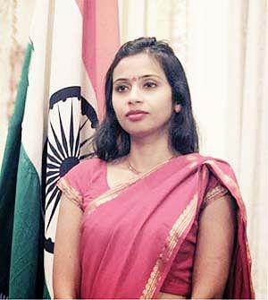 Devyani found ineligible  for Adarsh flat: Panel