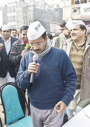 Arvind Kejriwal will have to hit the ground running.