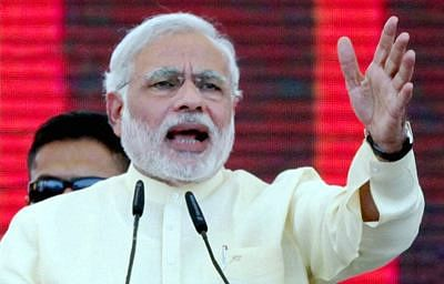 'Modi for PM': BJP ready with slogan for Lok Sabha polls