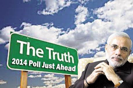 Modi MOMENT 'OF TRUTH'