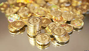 Bitcoin is a virtual currency that can be generated through complex computer software systems with solutions shared on a network