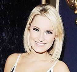 Sam Faiers voted sexiest celeb of 2013