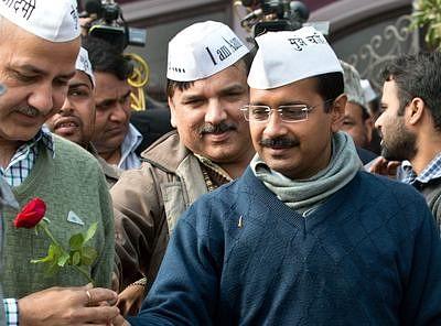 Kejriwal to take Metro, welcomes all to Ramlila Maidan