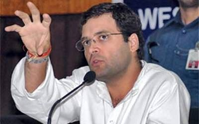 Rahul may be anointed cong PM candidate at AICC meet in Jan