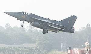 INDIA FINALLY FLIES INDIGENOUS TEJAS