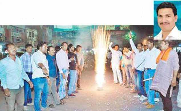 A new face Chintamani Malviya to contest Lok Sabha polls