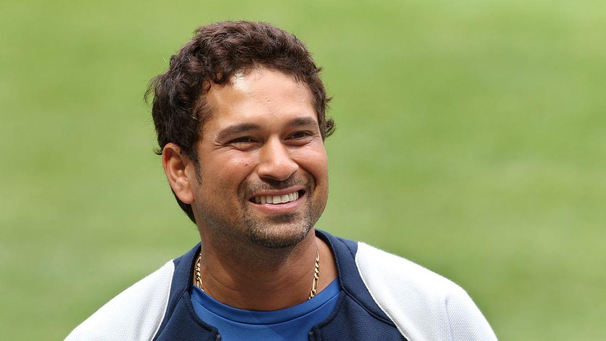 Legendary batsman Sachin Tendulkar
