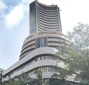 Sensex hits record high; capital goods stock gain