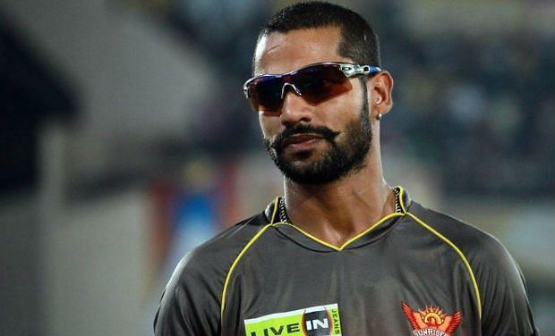 Dhawan to lead Sunrisers in IPL 7