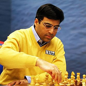 Viswanathan Anand lets Carlsen off the hook