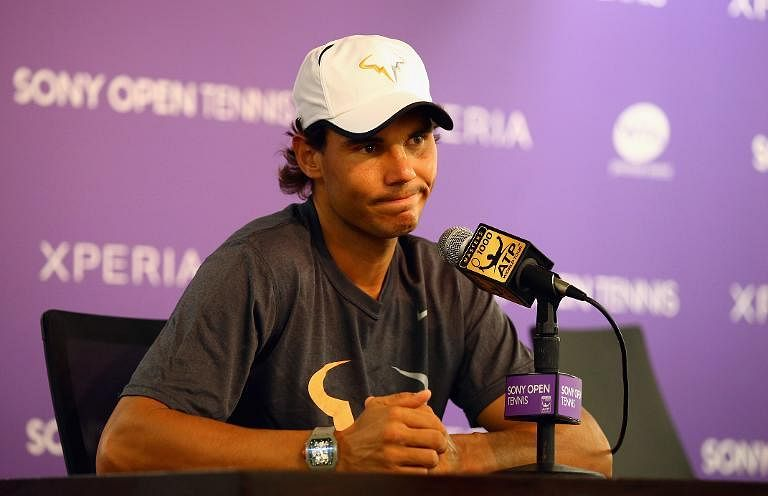 Nadal honoured as Madrid's 'adopted son' for his award-laden career