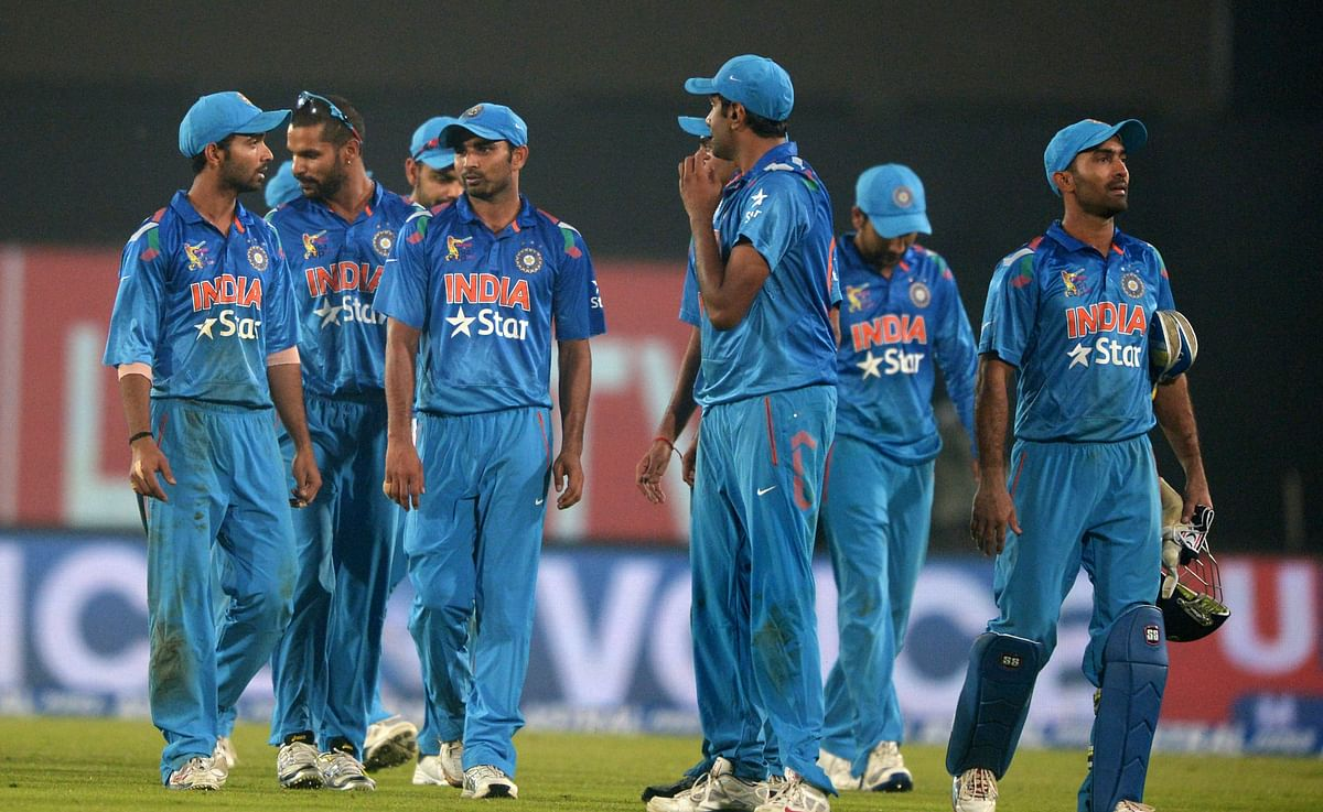 India eye consolation win