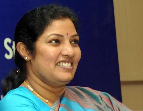 NTR's daughter for BJP
