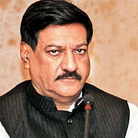 Distrust between BJP, Shiv Sena shows they can't form government: Prithviraj Chavan