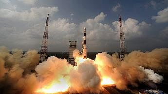 India created space history in 2014