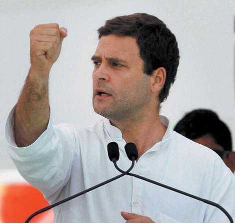 Rahul at vitriolic best in Modi land