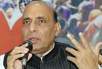 Rajnath flags internal security as top most priority area