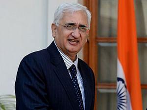 Khurshid mocks SC, EC; comes under fire