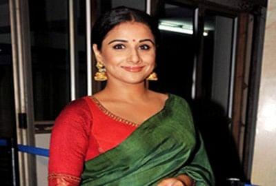 Vidya Balan all praise for BMC's cleanliness