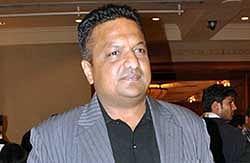 Comic times for Sanjay Gupta