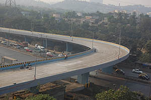 8 flyovers, 14 bridges  to come up in City