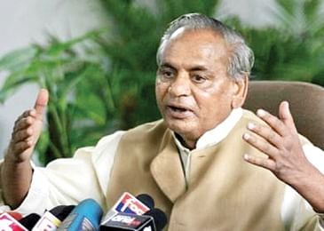 Kalyan Singh to take oath as Rajasthan Governor on Sep 4