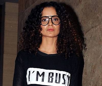 An actor has to be always in limelight, rues Kangana
