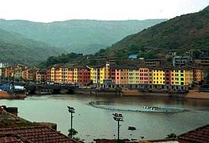 Lavasa is the emerging destination in India