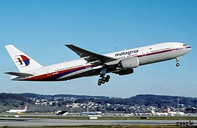 Malaysia Plane – Search Continous