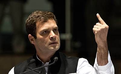 Will Rahul's combative stance help Congress?