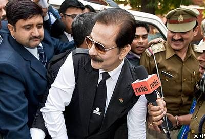 Subrata Roy to remain in jail, SC upholds its detention order