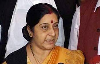 Swaraj first woman to get External Affairs portfolio