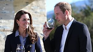 Prince William, Kate to make official visit to Pakistan