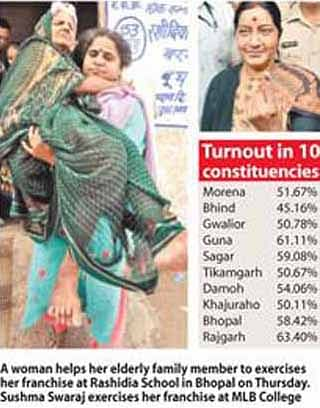 54.41% turnout in State