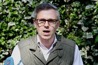 "Omar Abdullah wishes team India ""best of luck"""