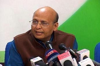 Singhvi lauds PM Modi's speech on terrorism in US