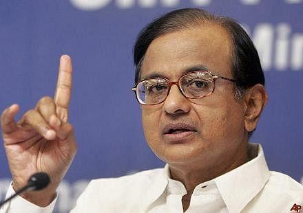 NDA should give credit for high Q1 growth to UPA: Chidambaram