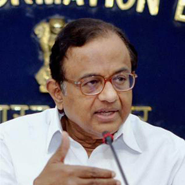 All are equal before law, so is P Chidambaram