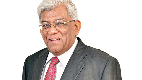 Deepak Parekh, non-executive chairman of HDFC