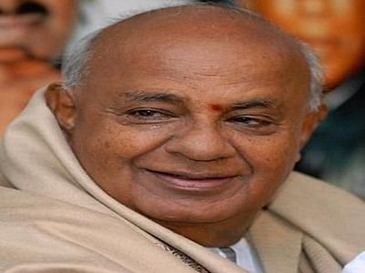 I have asked Rahul Gandhi to reconsider his stand to resign: Deve Gowda