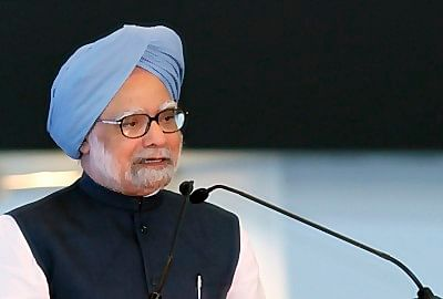 Coal allocations: Manmohan denies giving 'undue preference' to Birla