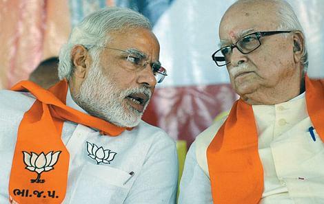 Modi, Advani among ten Guj MPs facing criminal cases