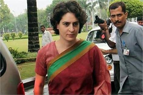 Priyanka should apologise to the nation, says BJP leader