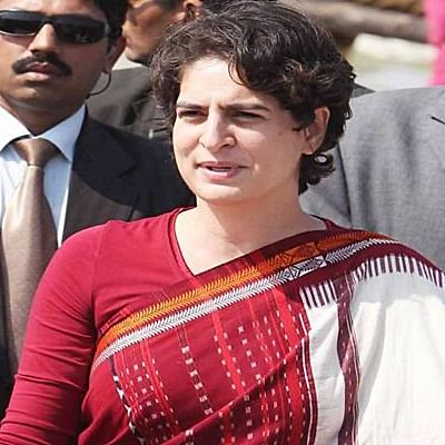 Priyanka Gandhi: Recession hit another auto giant