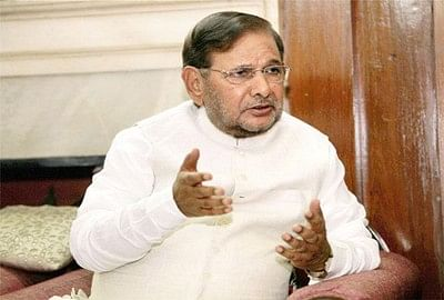 Decision of Nitish to quit is final: Sharad