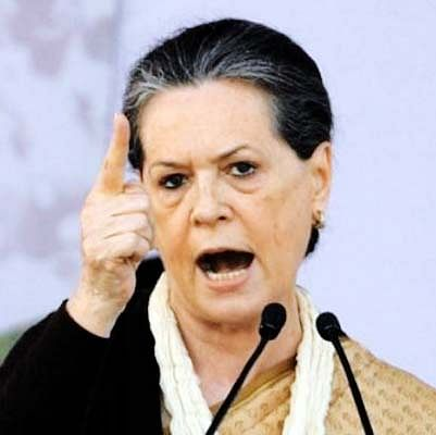 Sonia Gandhi calls party meeting to finalise programme for Mahatma's 150th anniversary