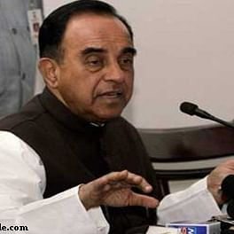 Income tax is the most unbalanced tax in our country: Subramanian Swamy