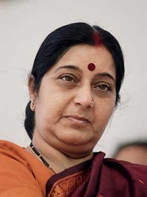 Sushma Swaraj gets External Affairs and Overseas portfolios
