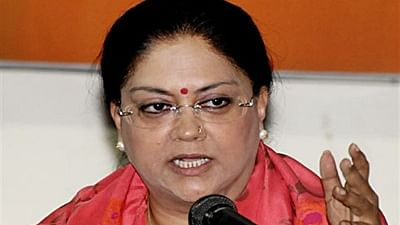 Vasundhara Raje emerges as top contender for Rajasthan BJP chief's post