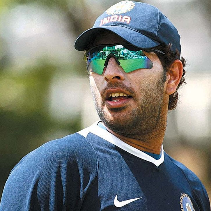 Wish you were BCCI chief when Yo-Yo was in demand: Yuvi to Dada